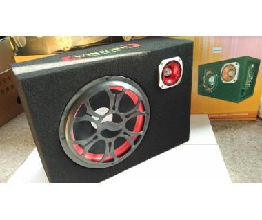 """5"""" - 12"""" Буфер - баскаса с USB, SD карта, FM, BT и дистанционно за кола и домашна употреба"""