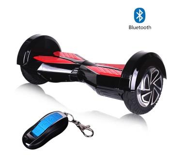 """Самобалансиращ скутер Ховърборд 6.5"""" с Bluetooth високоговорител и дистанционно"""