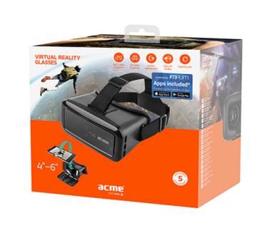 Очила за виртуална реалност ACME VRB01
