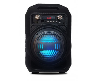 Ударо и Влагоустойчива MP3 колона с вход за Микрофон и Bluetooth Super Bass Speaker MS-12