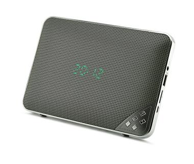 Радио часовник с USB, SD карта и Блутут AoDasen YJ-30