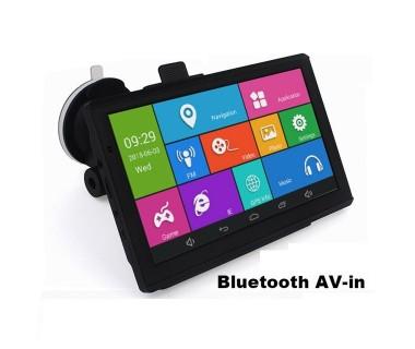 "Android GPS навигация 7"" за кола и камион Vivas Android 7060, EU, BT, AVIn, WiFi"