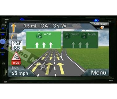 Универсален Двоен Дин с Android, Wi-fi, Радио, GPS Навигация, MP3, USB, SD карта, Bluetooth 6925