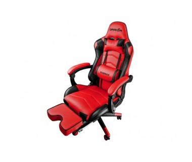 Геймърски стол RaidMax Drakon DK709 Red