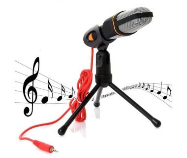 Кондензаторен микрофон за чат и стрийминг SF-666