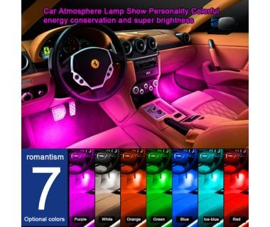 LED ленти за вътрешно осветление на кола- Car Atmosphere Light