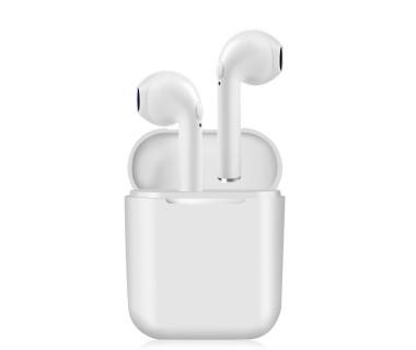 Безжични Bluetooth слушалки I8 mini TWS със зарядна станция