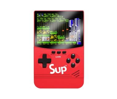 Преносима игра с цветен дисплей SUP 500 в 1 - 8 Bit Classic Game, TV Out, Power Bank