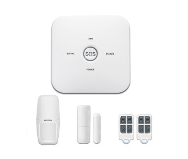 WiFi смарт охранителна система Tuya Smart Technology Sim Base