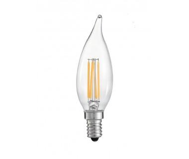 Енергоспестяваща LED Candle Lamp лампа свещ 2W E14
