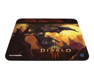 Геймърска подложка за мишка SteelSeries QcK Diablo Edition