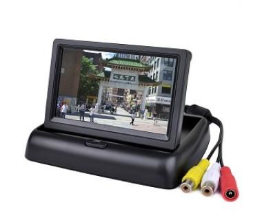 """4.3"""" LCD цветен дисплей за кола"""