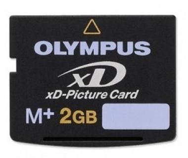 Карта памет XD Card Olympus 2Gb