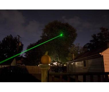 Зелен лазер мощен - Green laser pointer 500 mw