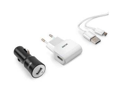 Смартфон и таблет зарядно устройство ACME CH13