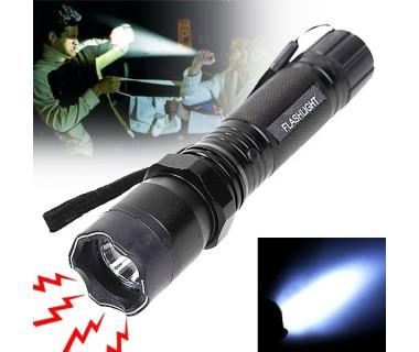 LED полицейски фенер с електрошок Type 1101 Plus