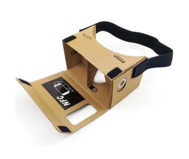 Очила за Виртуална реалност - VR Cardboard с NFC