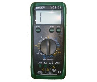 Професионален цифров мултицет VC 2101