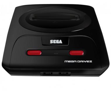 Телевизионна видео игра SEGA MEGA DRIVE 2 с вградени игри