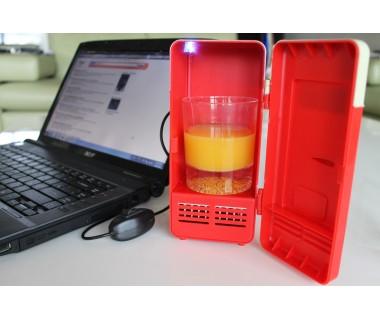 Мини USB хладилник
