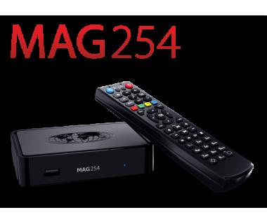 Мултимедиен плеър и IPTV приемник Infomir MAG254
