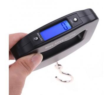 Електронен ръчен кантар за багаж - до 50 кг.
