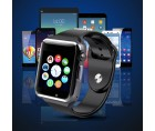 Bluetooth Смарт часовник с камера, SIM карта, 3G - Smart watch А1