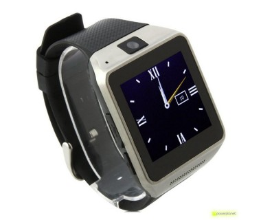 Bluetooth Смарт часовник с камера, SIM карта, 3G - Smart watch DZ09