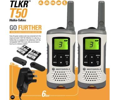 Радиостанция без лиценз MOTOROLA TLKR T50