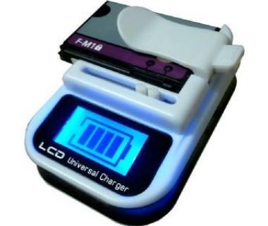 Универсално зарядно устройство за всякакви видове батерии за телефони