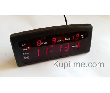 Дигитален цифров часовник FA-868