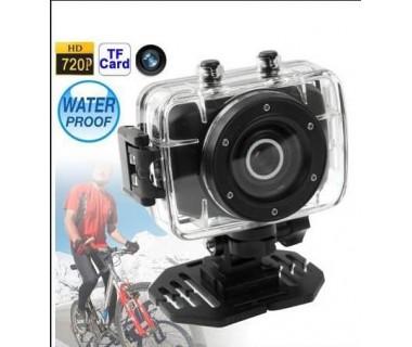 Водоустойчива екшън камера HD 720P