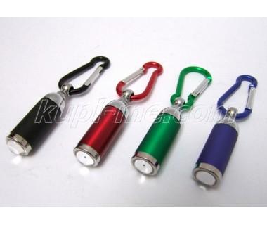 Led фенерче ключодържател със Zoom