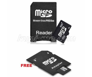 Memory stick Pro Duo - карти памет за всички модели PSP