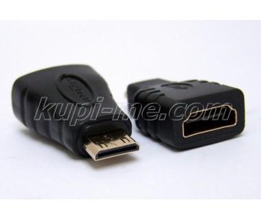 Преходник HDMI - Mini HDMI