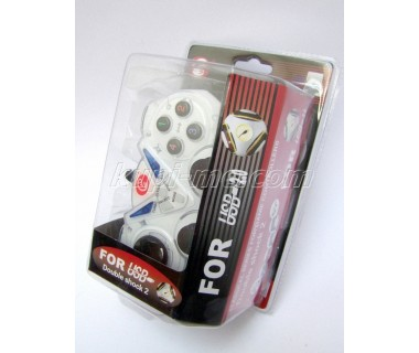 Джойстик Game pad L-908 Double shock 2