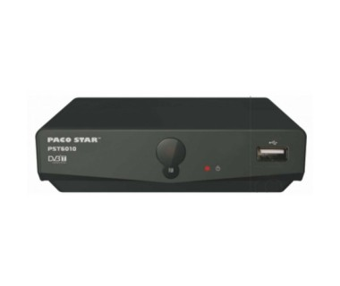 Цифров ефирен SD приемник PACO STAR PST-6010