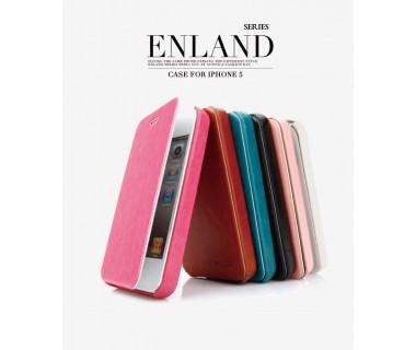 Луксозни кожени калъфи тефтер Kalaideng ENLAND Flip серия