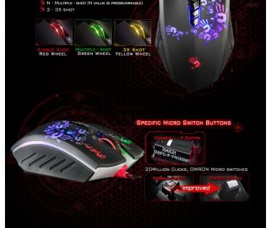Геймърска мишка A4Tech Bloody Blazing A6