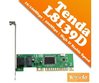 Мрежова карта Tenda L8139D PCI 10/100Mbps