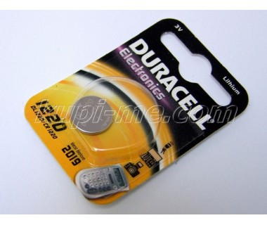 Литиева батерия Duracell 1220