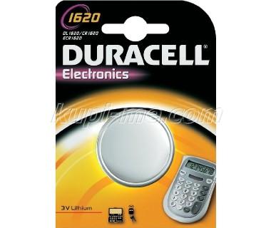 Литиева батерия Duracell 1620