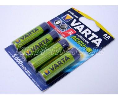 Акумулаторни Батерии Varta AA  2100 ma Ready to use - 4 броя на блистер