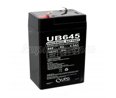 Акумулаторна батерия 6V 4.5AH